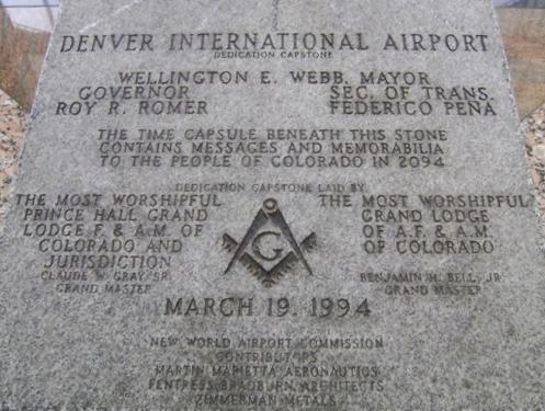 Mezinárodní letiště v Denveru