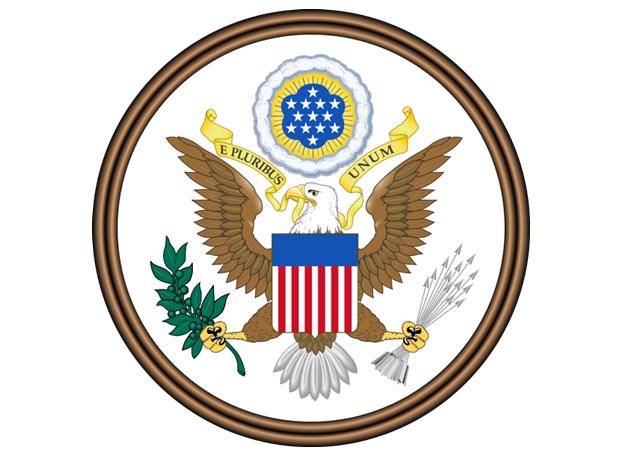 Pečeť USA
