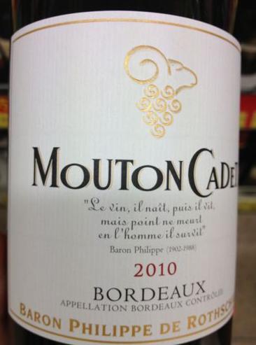 víno Rotchild